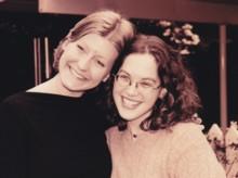 Teresa and Amy